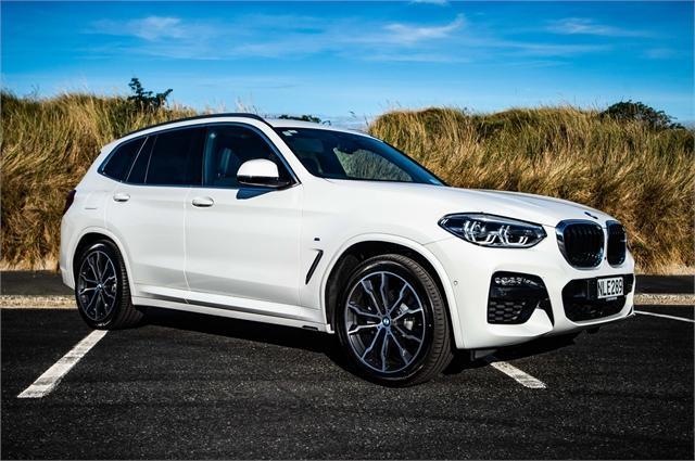 image-0, 2021 BMW X3 xDrive20d M-Sport +Innovations +Vision at Dunedin