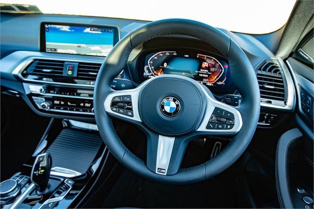 image-13, 2021 BMW X3 xDrive20d M-Sport +Innovations +Vision at Dunedin