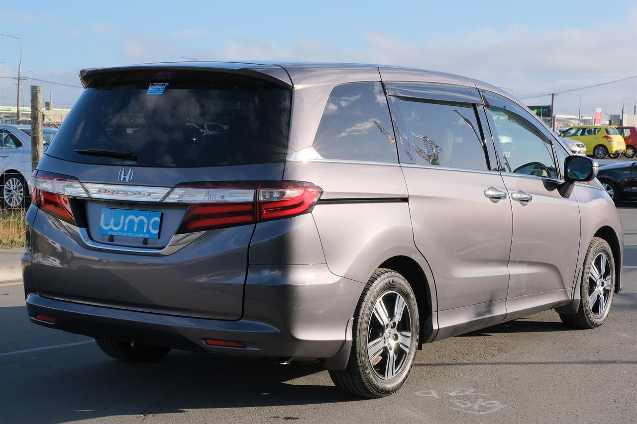 image-7, 2013 Honda Odyssey G 4WD EX Full Leather Package at Christchurch