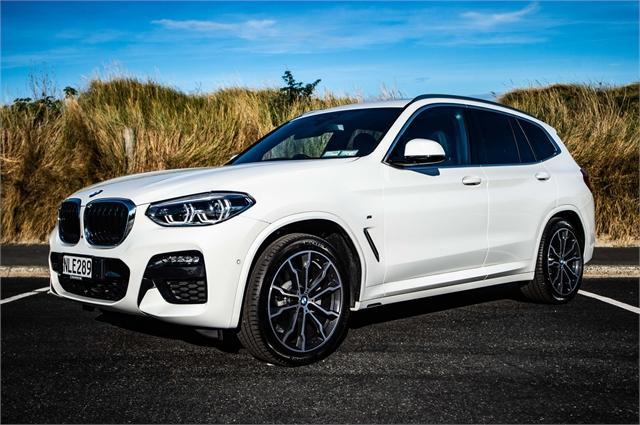 image-3, 2021 BMW X3 xDrive20d M-Sport +Innovations +Vision at Dunedin