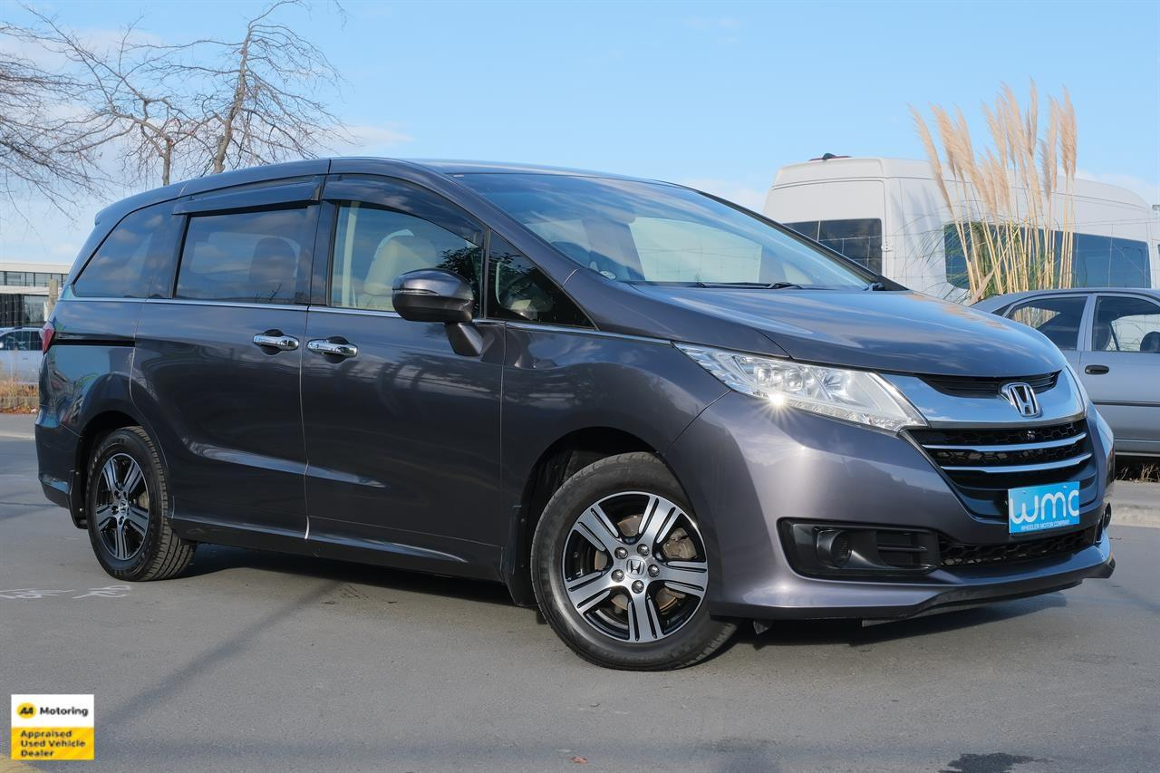 image-0, 2013 Honda Odyssey G 4WD EX Full Leather Package at Christchurch