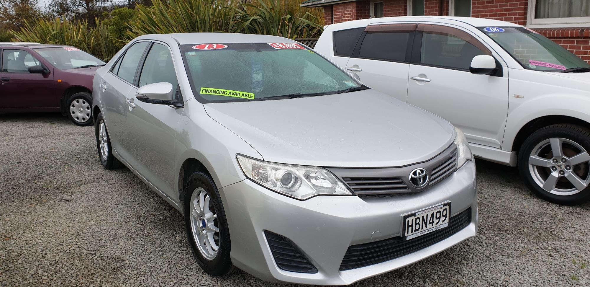 image-0, 2013 toyota camry at Timaru