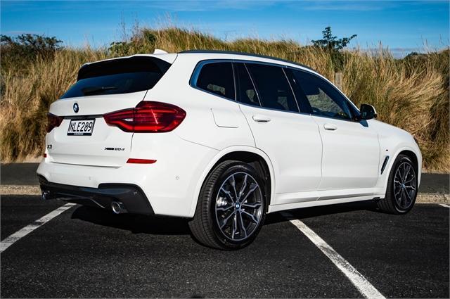 image-8, 2021 BMW X3 xDrive20d M-Sport +Innovations +Vision at Dunedin