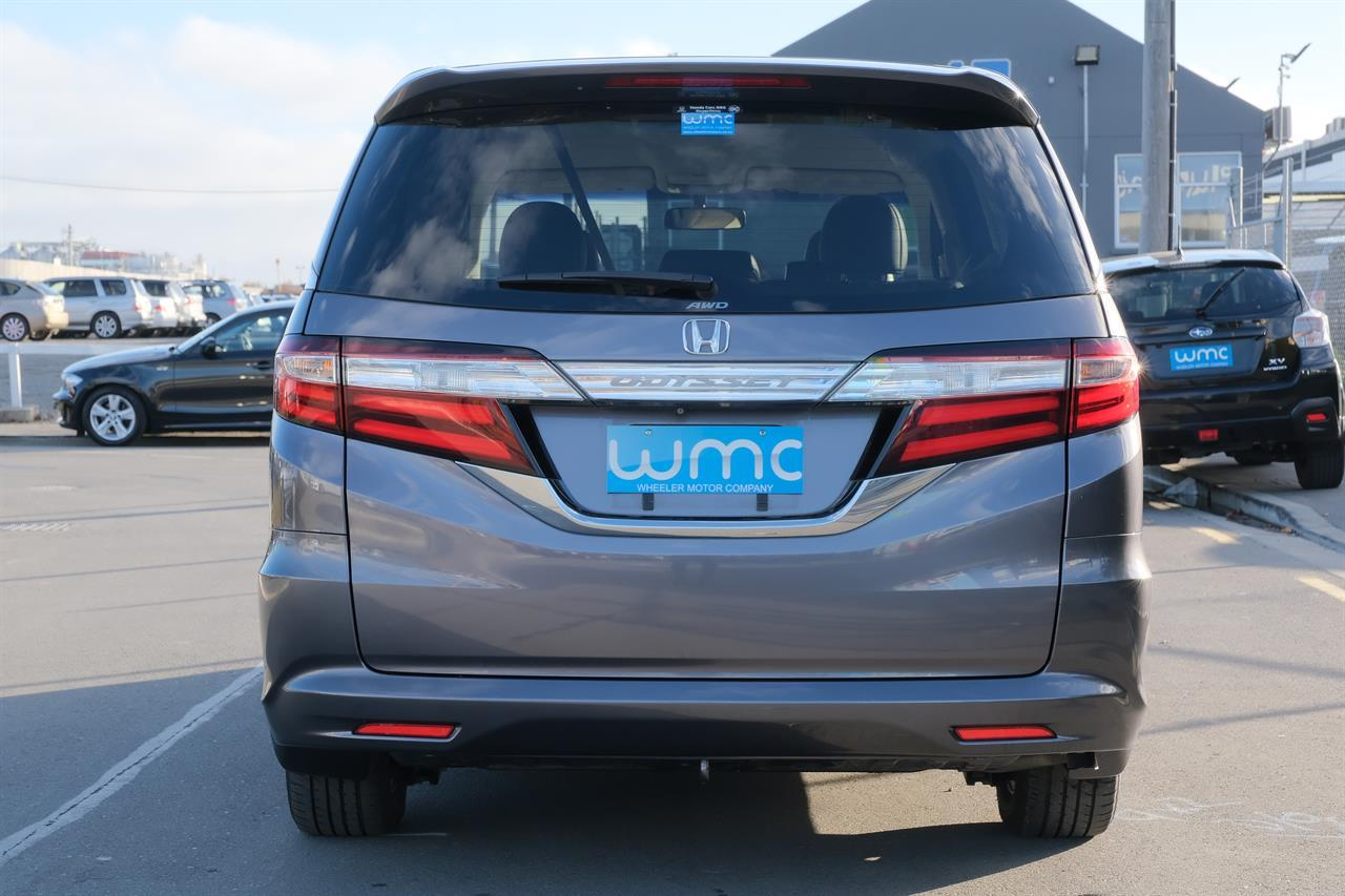 image-6, 2013 Honda Odyssey G 4WD EX Full Leather Package at Christchurch