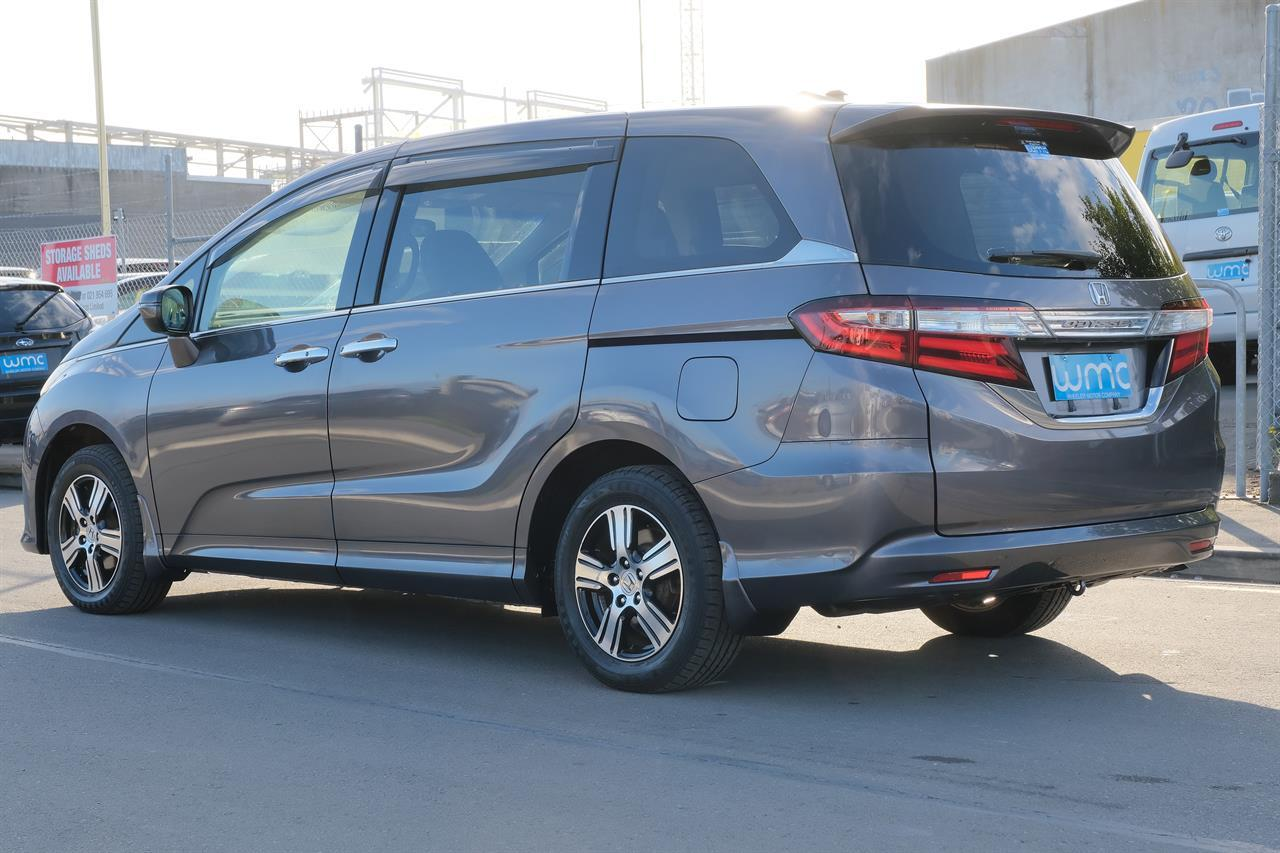 image-5, 2013 Honda Odyssey G 4WD EX Full Leather Package at Christchurch
