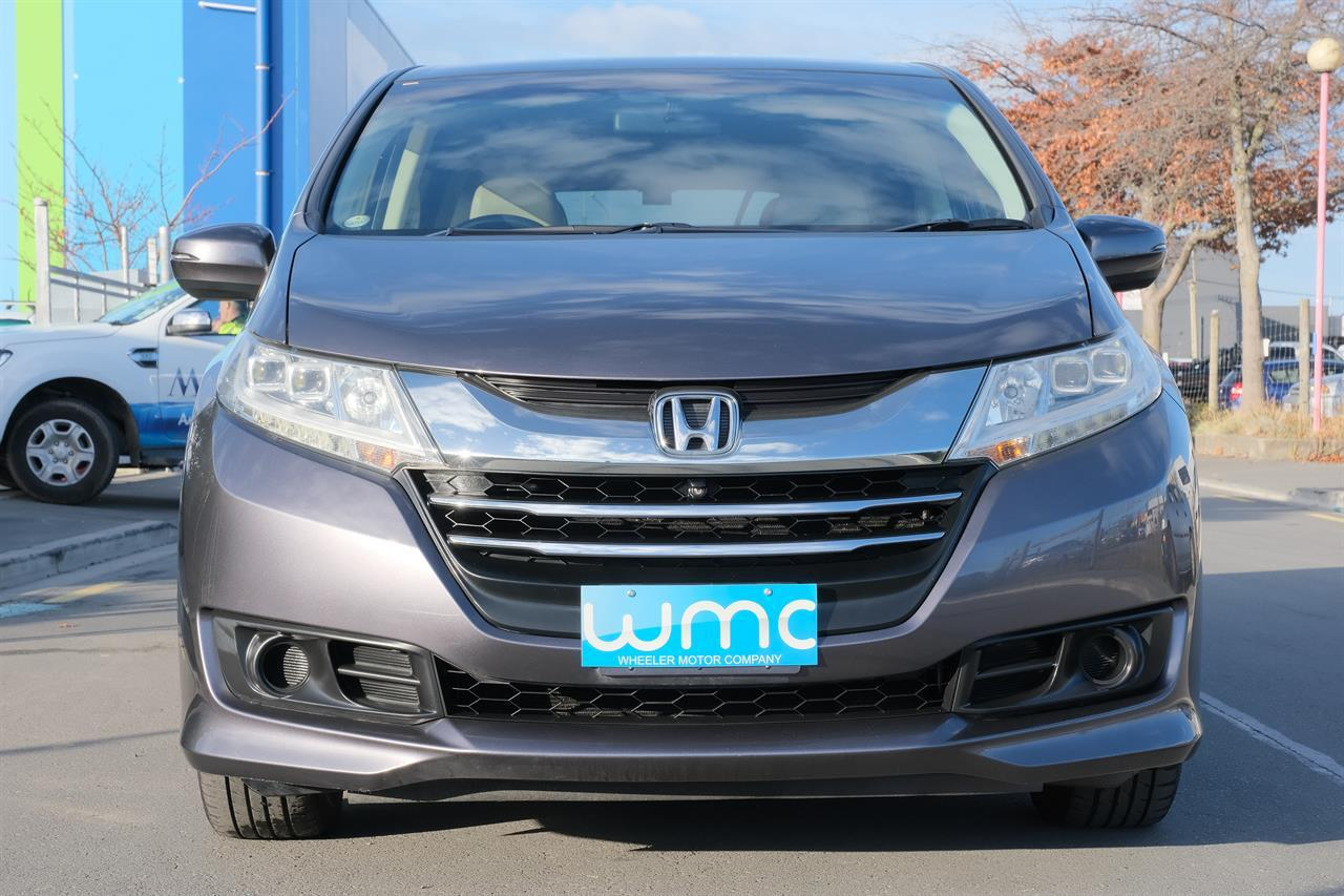 image-2, 2013 Honda Odyssey G 4WD EX Full Leather Package at Christchurch