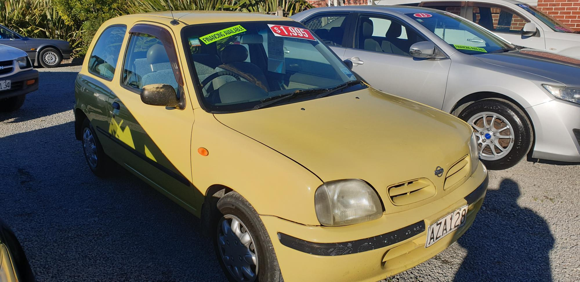 image-0, nissan march at Timaru