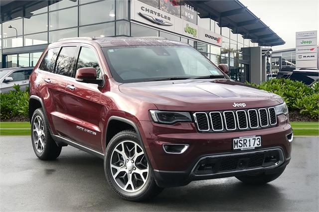 image-0, 2020 Jeep Grand Cherokee Limited 3.6lt Petrol at Christchurch