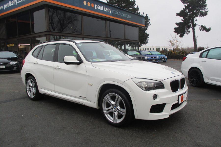 image-0, 2011 BMW X1 2.0I X DRI at Christchurch