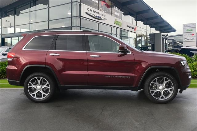 image-3, 2020 Jeep Grand Cherokee Limited 3.6lt Petrol at Christchurch
