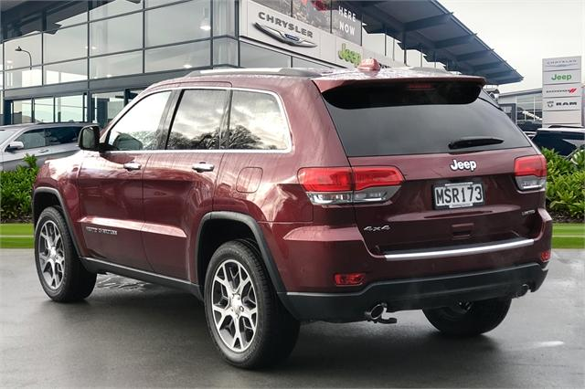 image-1, 2020 Jeep Grand Cherokee Limited 3.6lt Petrol at Christchurch