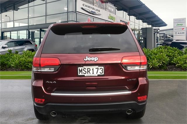 image-6, 2020 Jeep Grand Cherokee Limited 3.6lt Petrol at Christchurch