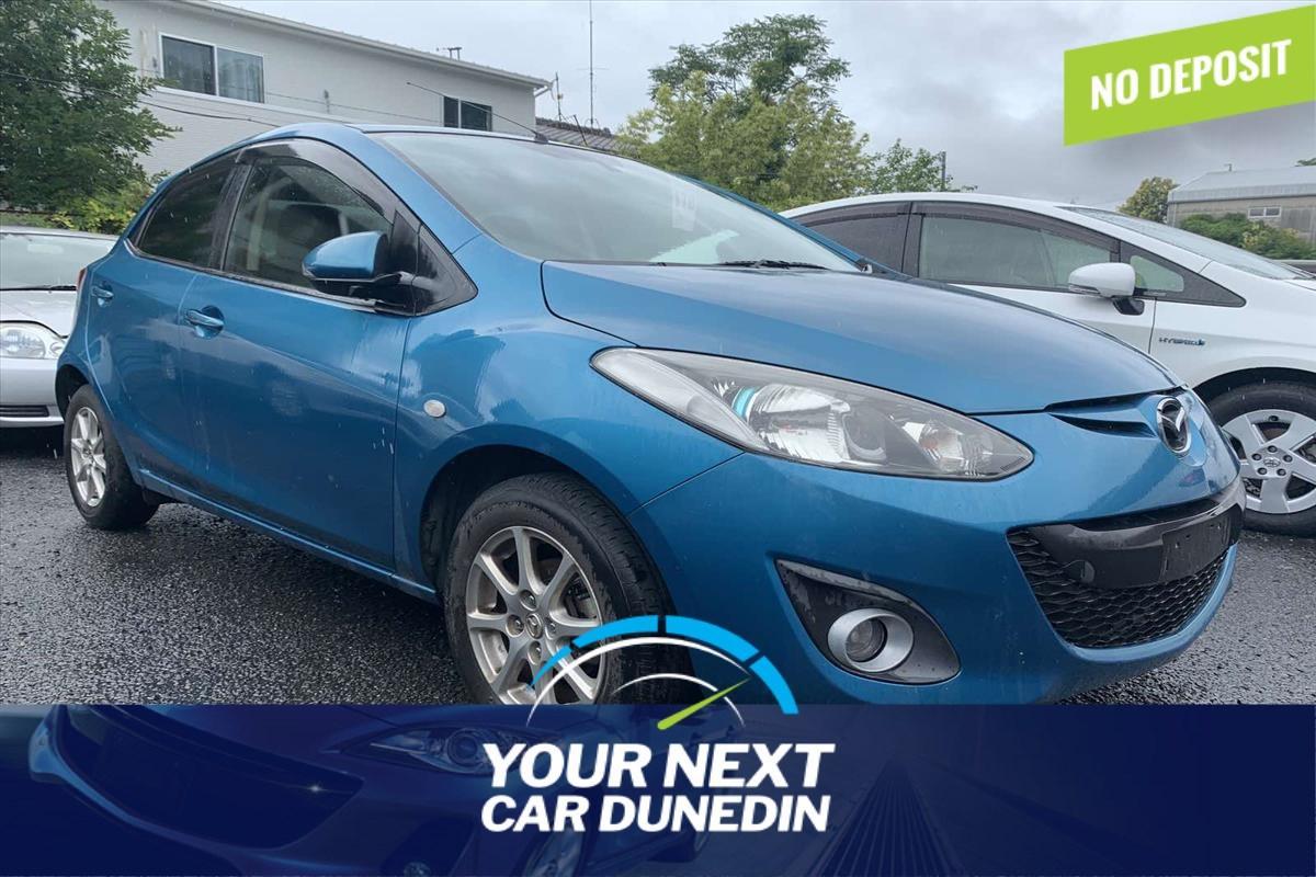 image-0, 2011 Mazda Demio Skyactive No Deposit Finance at Dunedin