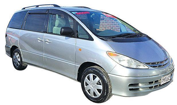 image-0, Toyota Estima 2008 at Timaru