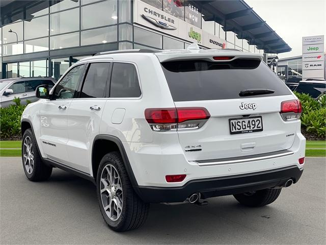 image-1, 2021 Jeep Grand Cherokee Limited 3.0D at Christchurch