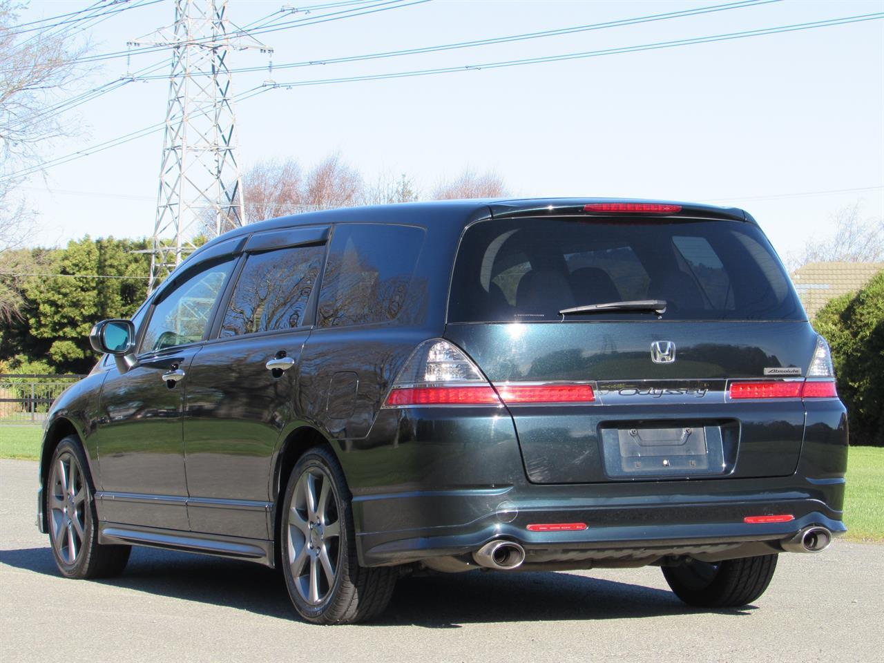 image-3, 2008 Honda Odyssey Absolute at Christchurch