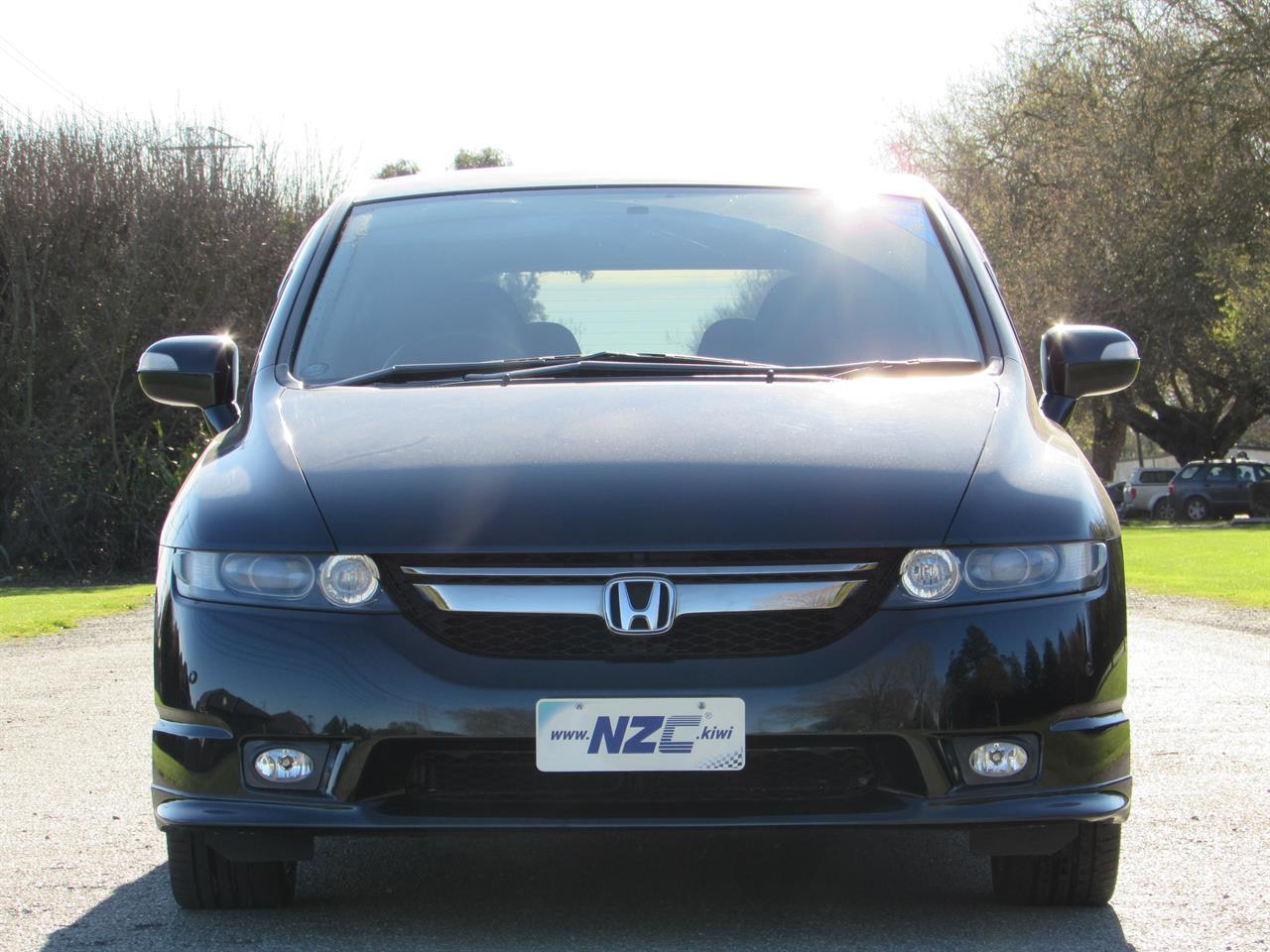 image-1, 2008 Honda Odyssey Absolute at Christchurch