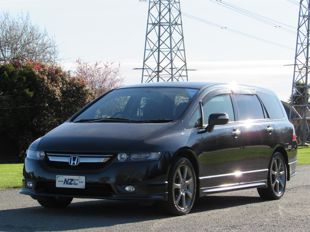 image-2, 2008 Honda Odyssey Absolute at Christchurch