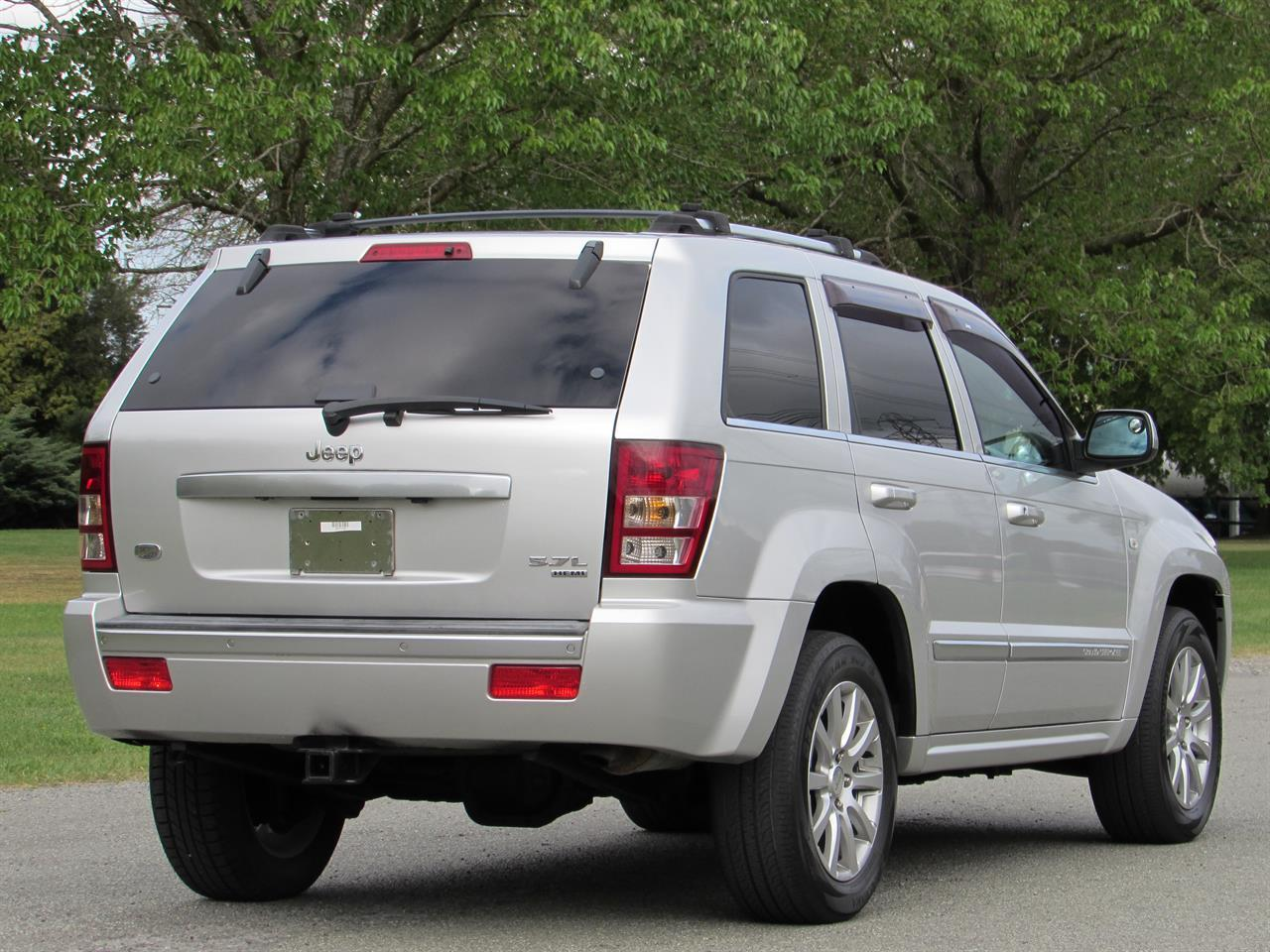 image-5, 2007 Jeep Grand Cherokee Limited 5.7L Hemi V8 at Christchurch