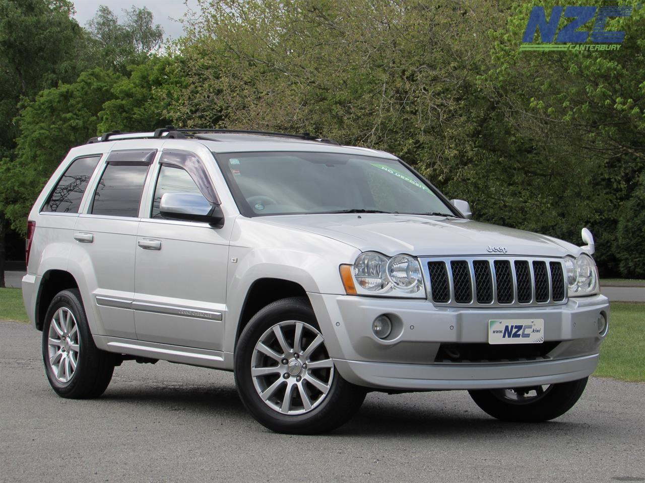 image-0, 2007 Jeep Grand Cherokee Limited 5.7L Hemi V8 at Christchurch