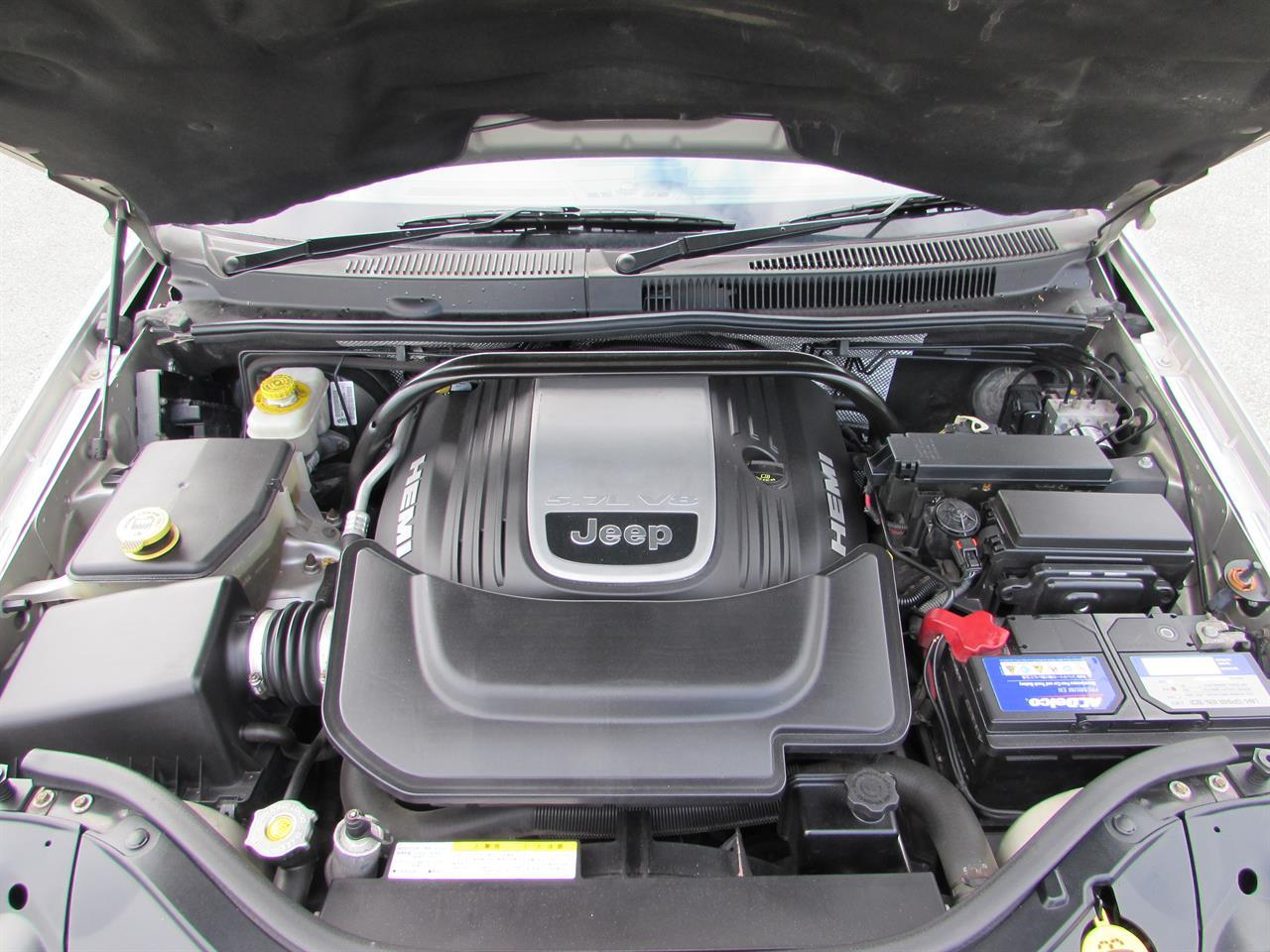 image-18, 2007 Jeep Grand Cherokee Limited 5.7L Hemi V8 at Christchurch