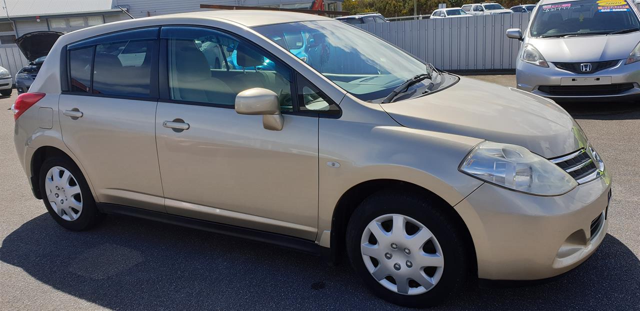 image-2, 2009 Nissan Tiida at Greymouth