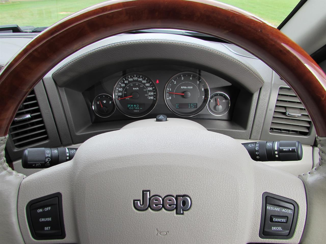 image-10, 2007 Jeep Grand Cherokee Limited 5.7L Hemi V8 at Christchurch