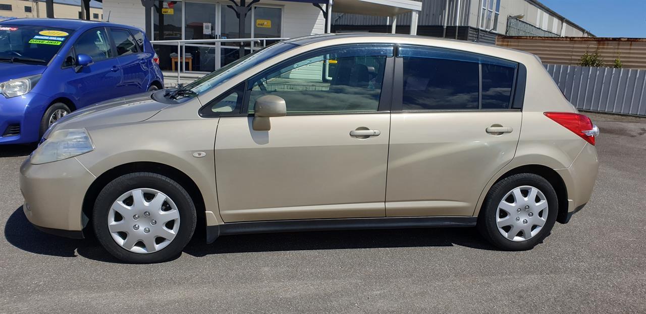 image-1, 2009 Nissan Tiida at Greymouth