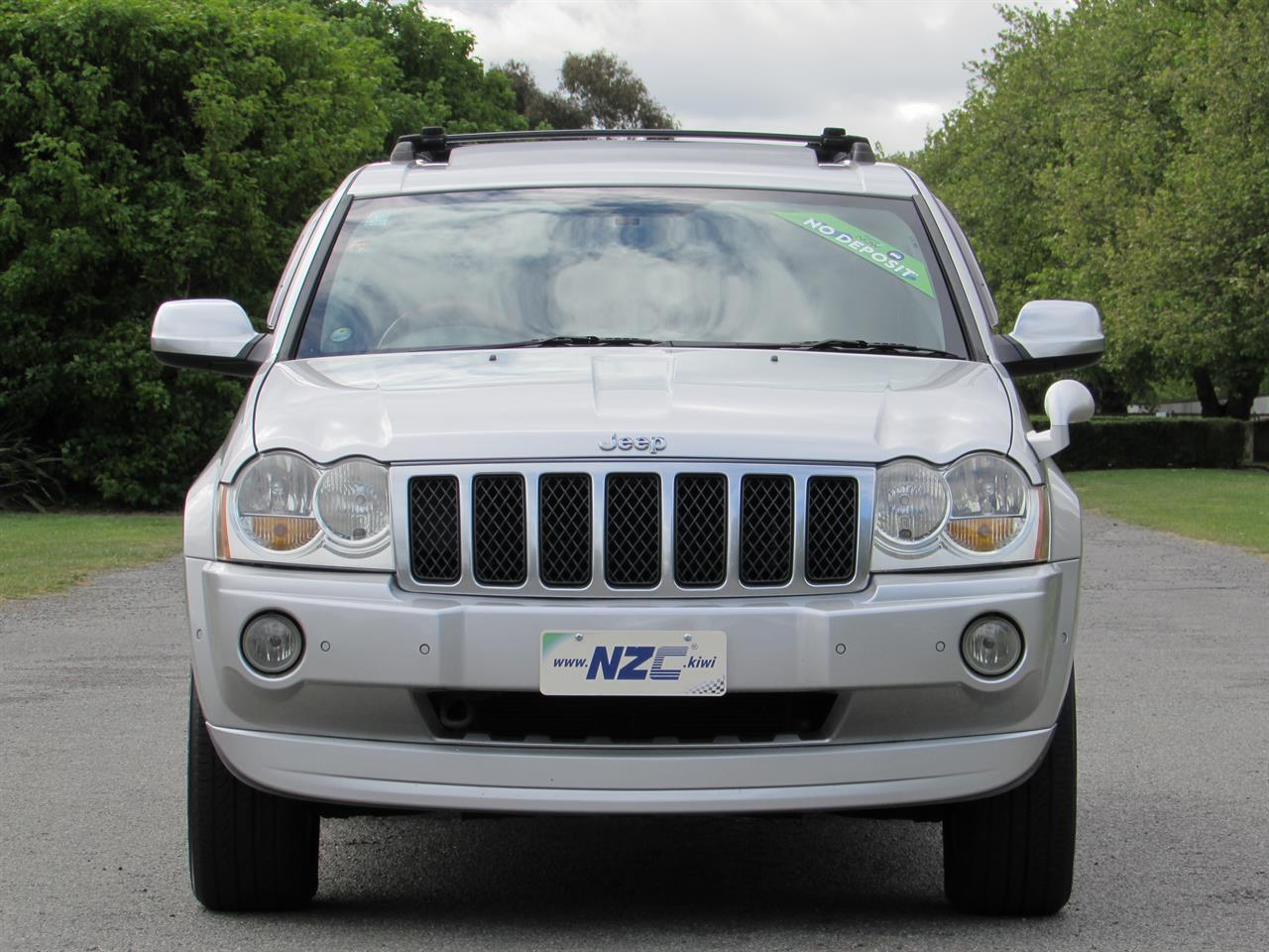 image-1, 2007 Jeep Grand Cherokee Limited 5.7L Hemi V8 at Christchurch