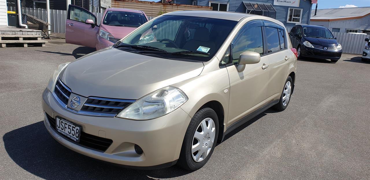 image-5, 2009 Nissan Tiida at Greymouth