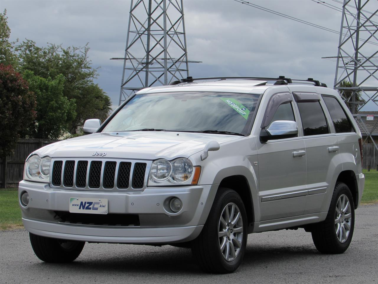 image-2, 2007 Jeep Grand Cherokee Limited 5.7L Hemi V8 at Christchurch