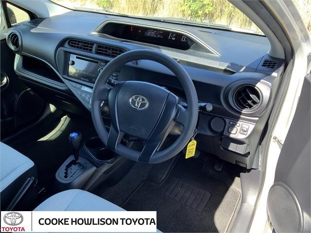 image-10, 2017 Toyota Aqua Aqua/Prius C at Dunedin