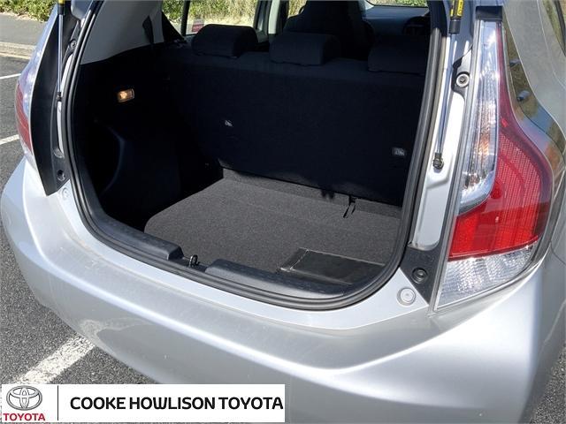 image-15, 2017 Toyota Aqua Aqua/Prius C at Dunedin