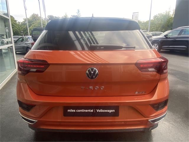 image-8, 2021 Volkswagen T-Roc R-Line 140kW 4WD Petrol Auto at Christchurch