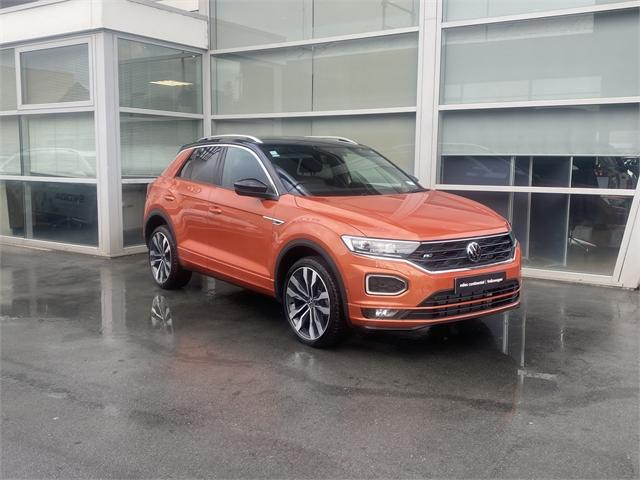 image-1, 2021 Volkswagen T-Roc R-Line 140kW 4WD Petrol Auto at Christchurch
