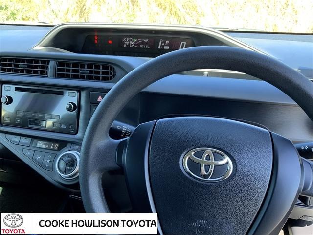 image-11, 2017 Toyota Aqua Aqua/Prius C at Dunedin