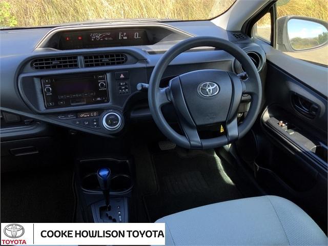 image-9, 2017 Toyota Aqua Aqua/Prius C at Dunedin