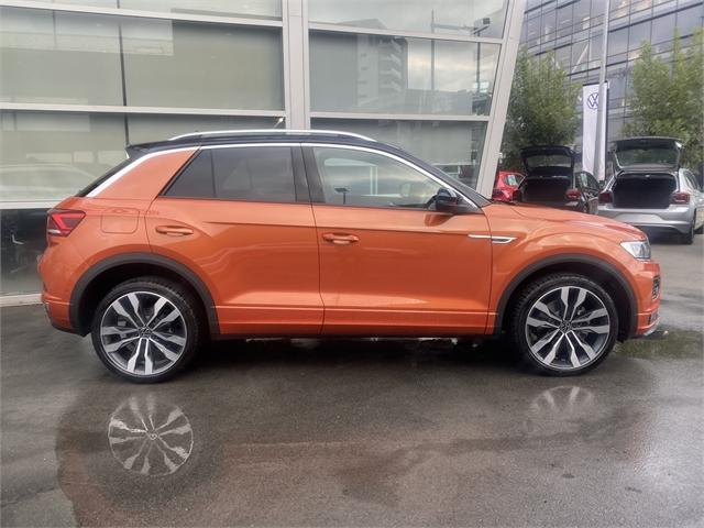 image-5, 2021 Volkswagen T-Roc R-Line 140kW 4WD Petrol Auto at Christchurch