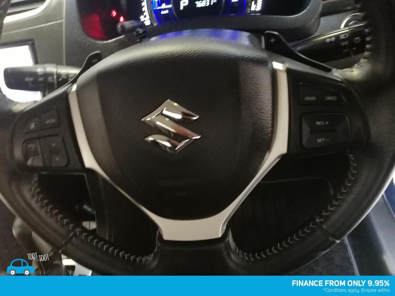image-14, 2015 Suzuki SWIFT DJE Style Edition at Dunedin