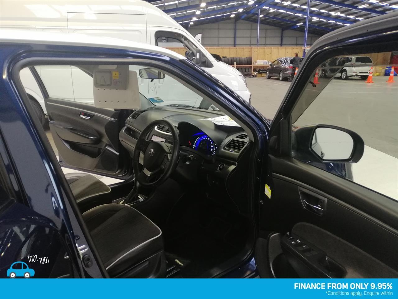 image-12, 2015 Suzuki SWIFT DJE Style Edition at Dunedin