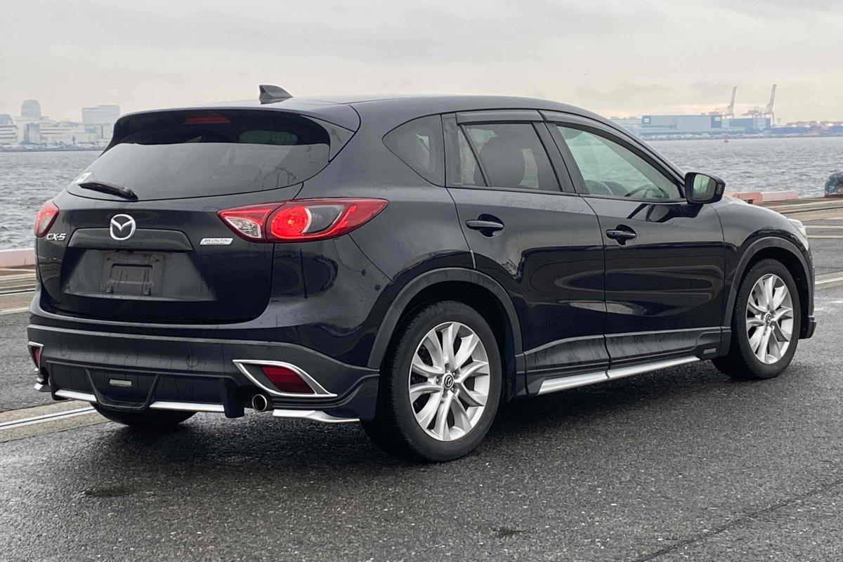 image-2, 2013 Mazda CX-5 XD Sport Package, Cruise Control at Christchurch