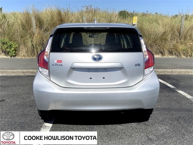 image-4, 2017 Toyota Aqua Aqua/Prius C at Dunedin