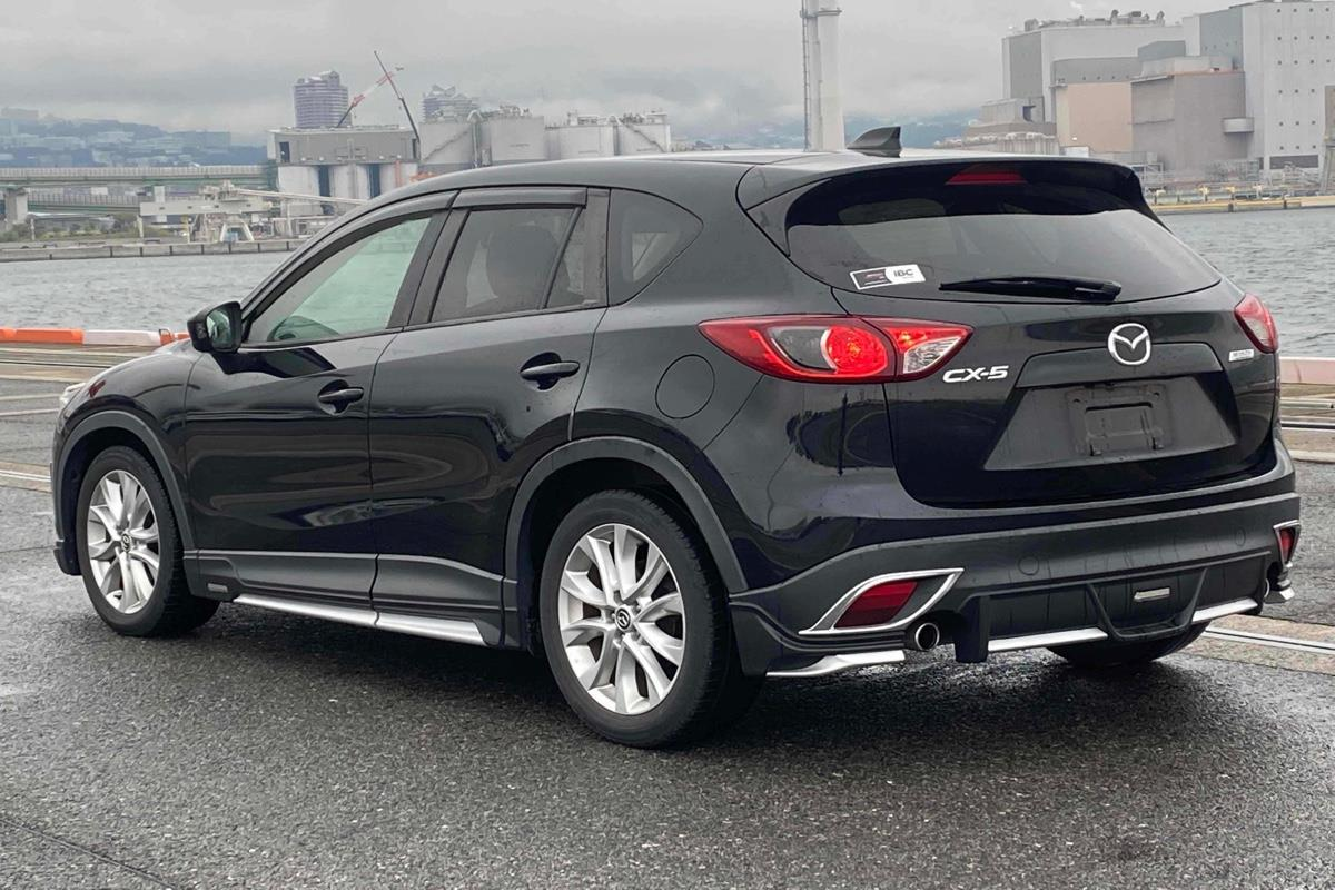 image-5, 2013 Mazda CX-5 XD Sport Package, Cruise Control at Christchurch