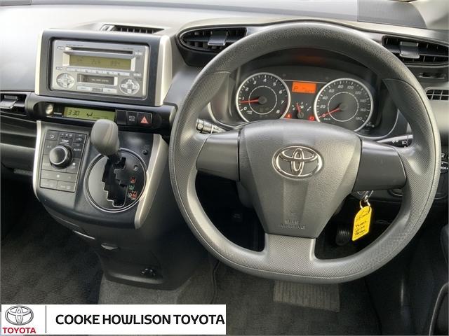 image-8, 2011 Toyota Wish 1.8 Petrol X 5 dr Wagon CVT 2WD at Dunedin