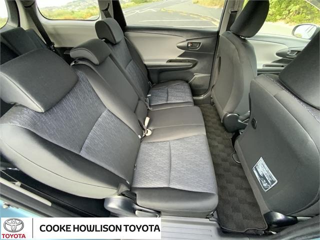 image-11, 2011 Toyota Wish 1.8 Petrol X 5 dr Wagon CVT 2WD at Dunedin