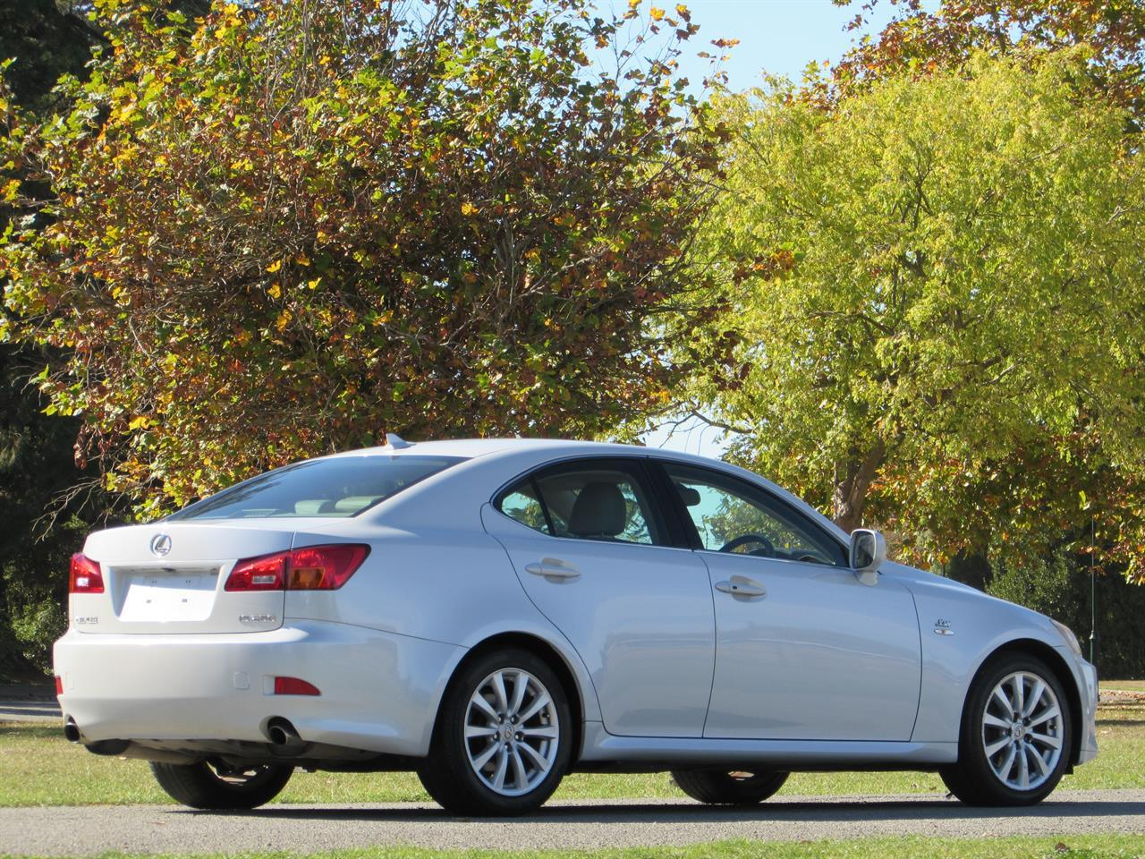 image-6, 2007 Lexus IS 250 at Christchurch