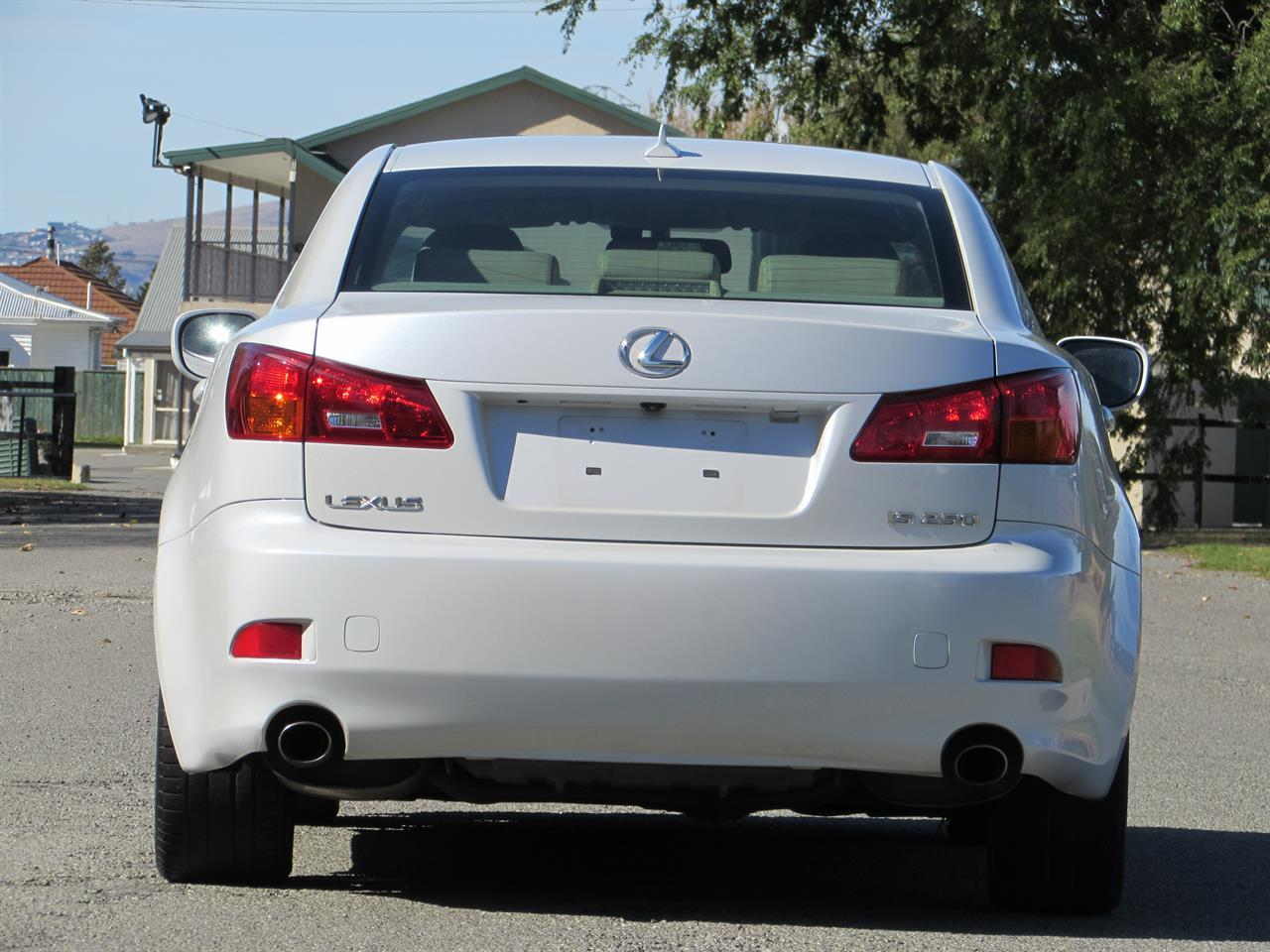 image-4, 2007 Lexus IS 250 at Christchurch