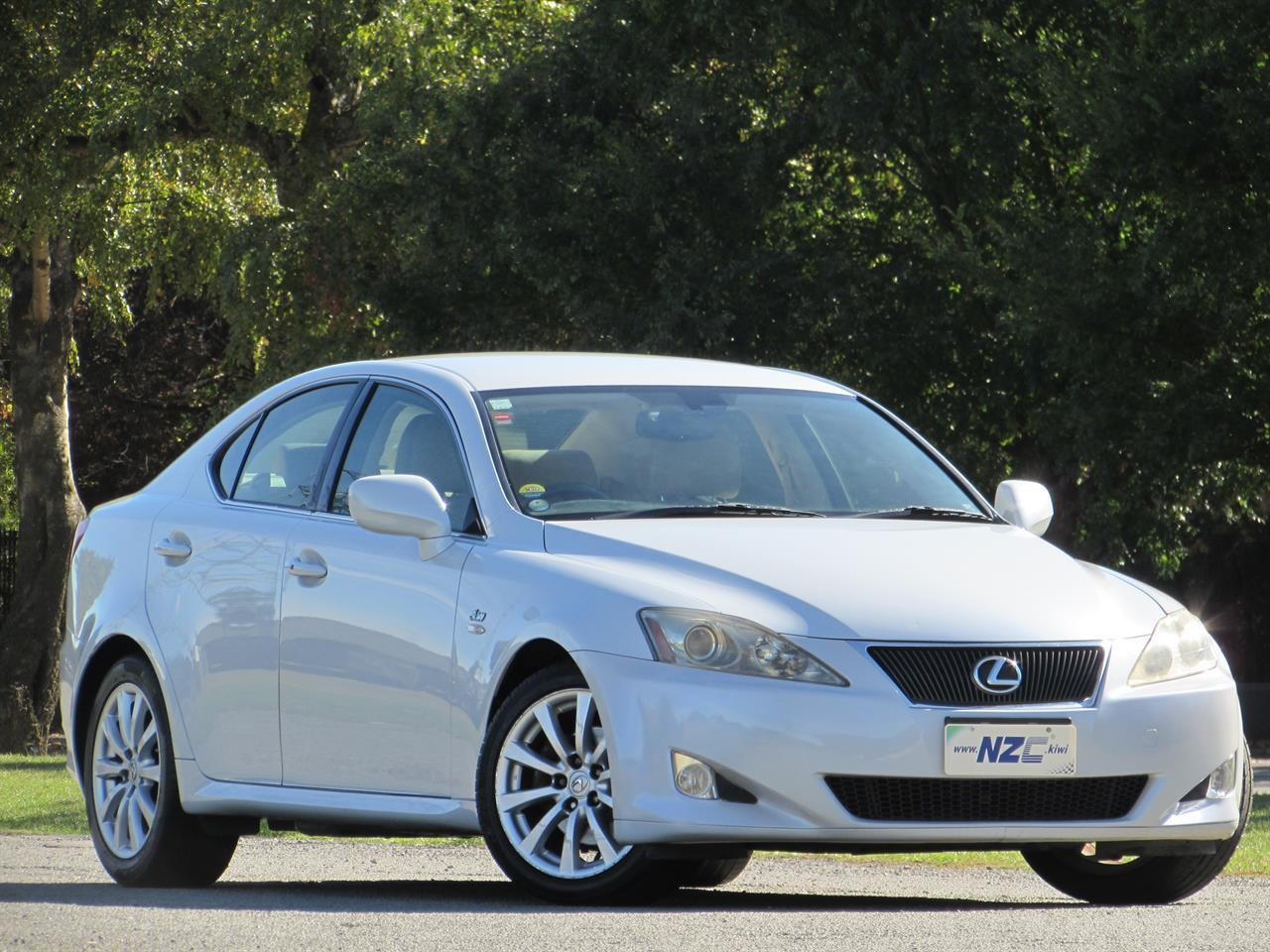 image-0, 2007 Lexus IS 250 at Christchurch