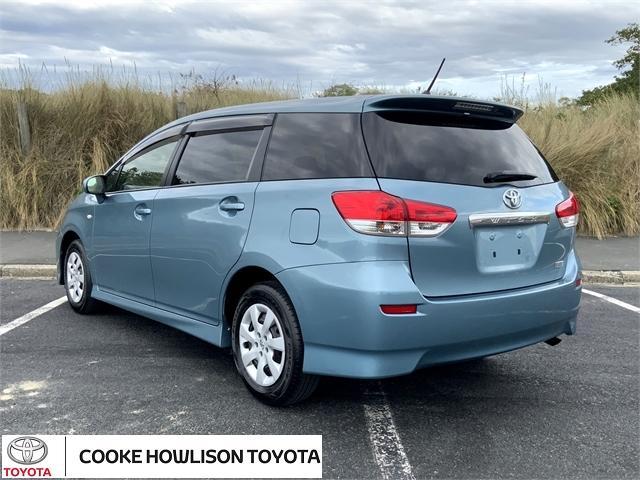 image-3, 2011 Toyota Wish 1.8 Petrol X 5 dr Wagon CVT 2WD at Dunedin