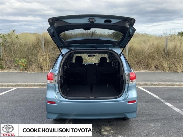 image-5, 2011 Toyota Wish 1.8 Petrol X 5 dr Wagon CVT 2WD at Dunedin